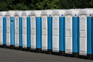 Portable Rest Rooms